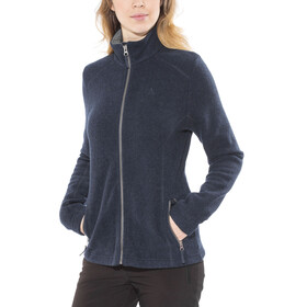 Schöffel Tscherms1 Fleece Jacket Women navy blazer